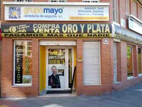 Cadena Oro Cash