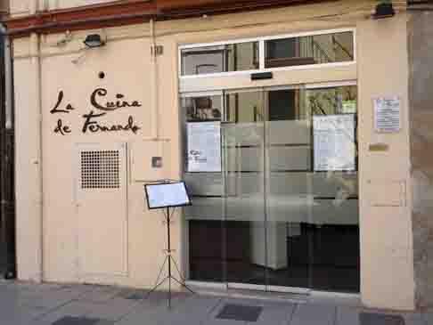 Restaurante La Cuina de Fernando
