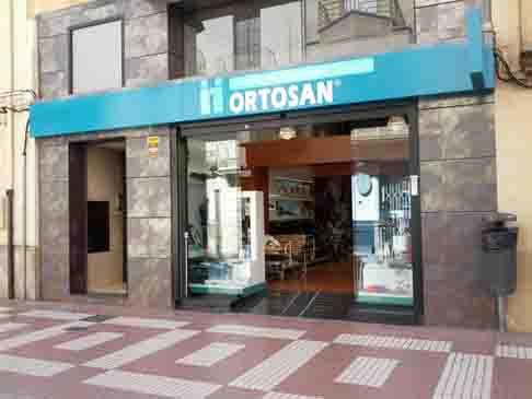 Cadena Ortosan (material médico y ortopédico)