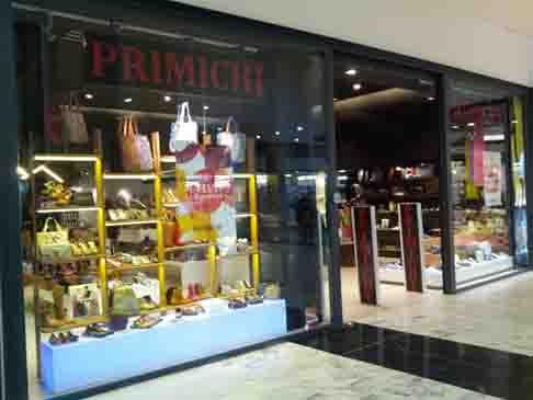 Cadena zapaterías Primichi