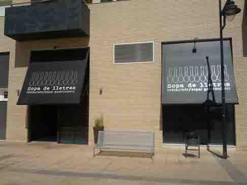 Restaurante Sopa de Lletres