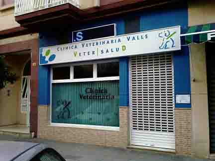Cadena Veterinaria Veter Salud